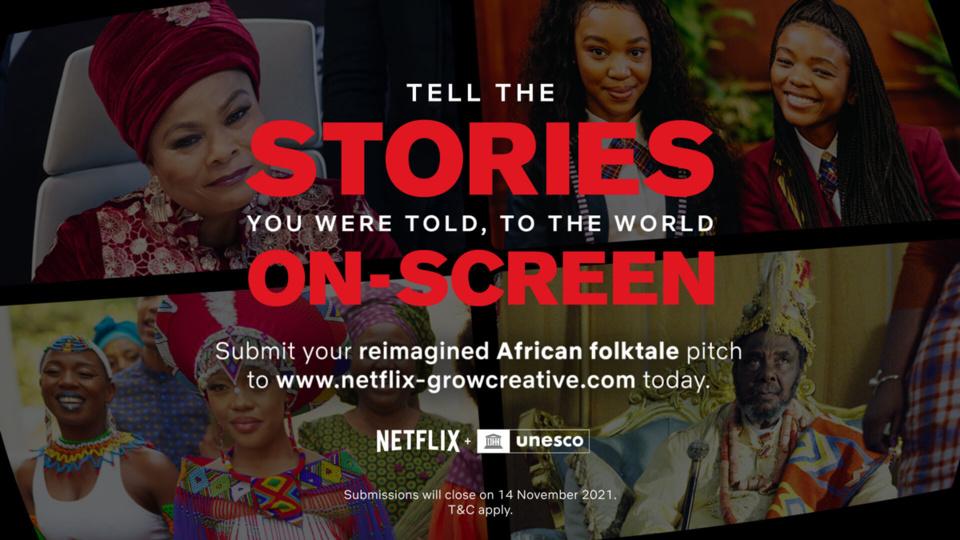 Afrique subsaharienne : Netflix lance un concours pour rechercher les cinéastes de demain