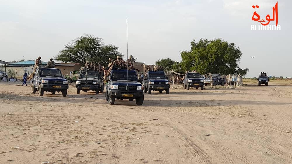Tchad : deux responsables de la gendarmerie suspendus dans la province du Batha