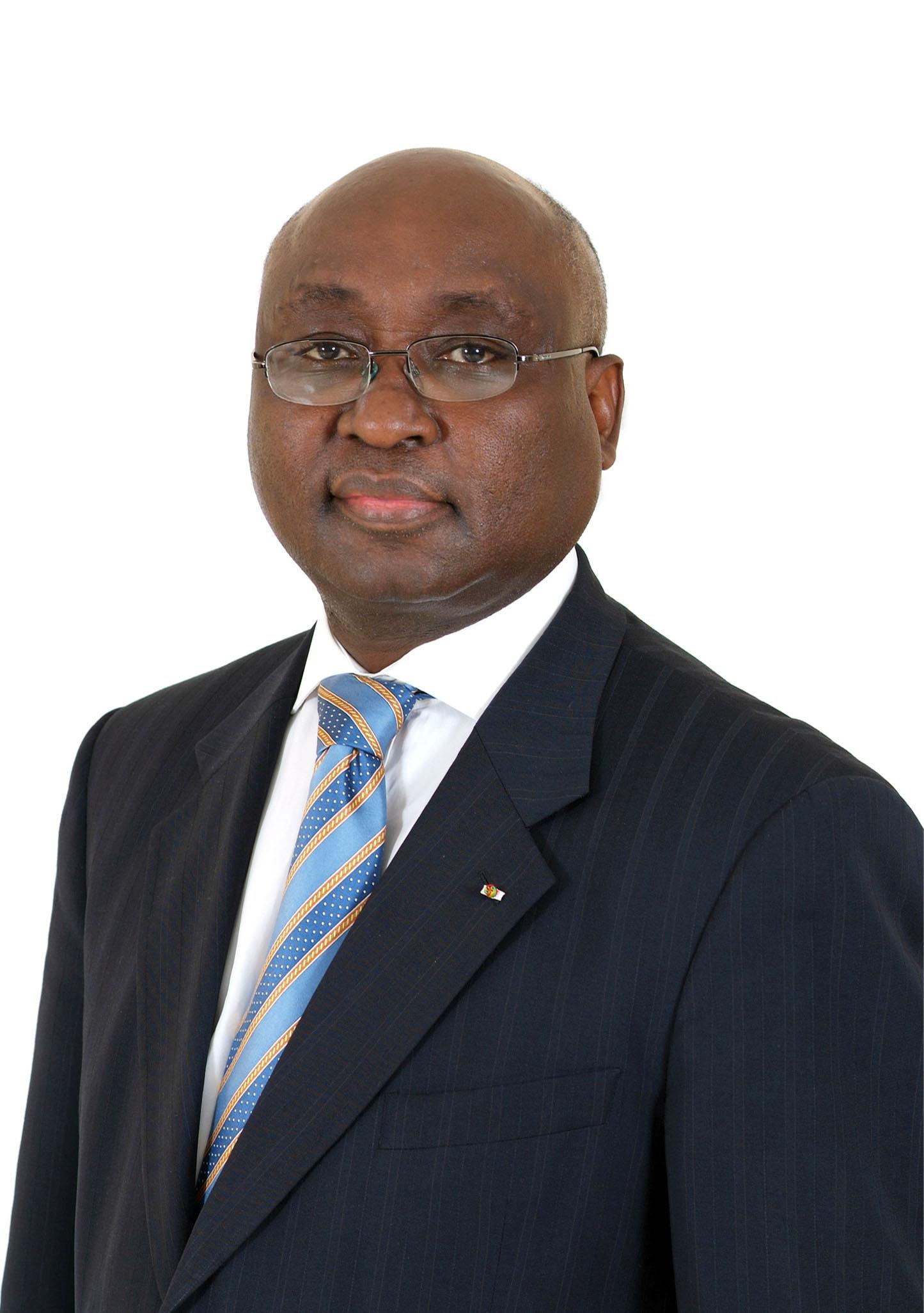 Le président de la Banque africaine de développement (BAD), Donald Kaberuka.