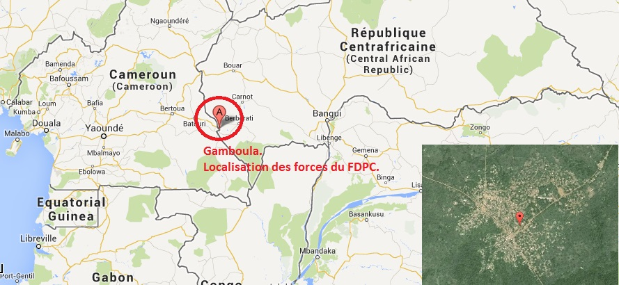 RCA-Cameroun : Le FDPC d'Abdoulaye Miskine dément son implication dans les attaques