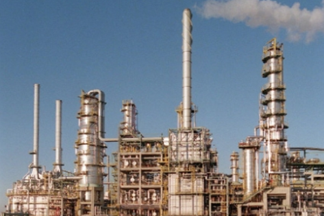 La raffinerie de Djermaya. Crédit photo : S/