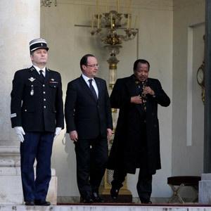 Paul Biya en visite en France: La lettre épicée des associations camerounaises  adressée à M.François Hollande