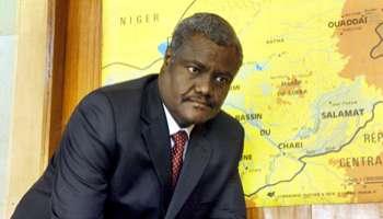 Le ministre des Affaires Etrangères, Moussa Faki. Crédit photo : Sources
