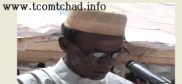 Le général Mahamat Yaya Oki Dagache. Crédit photo : Tcomtchad.info