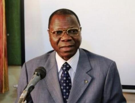 Le Premier ministre tchadien, Kalzeubet Pahimi Deubet.