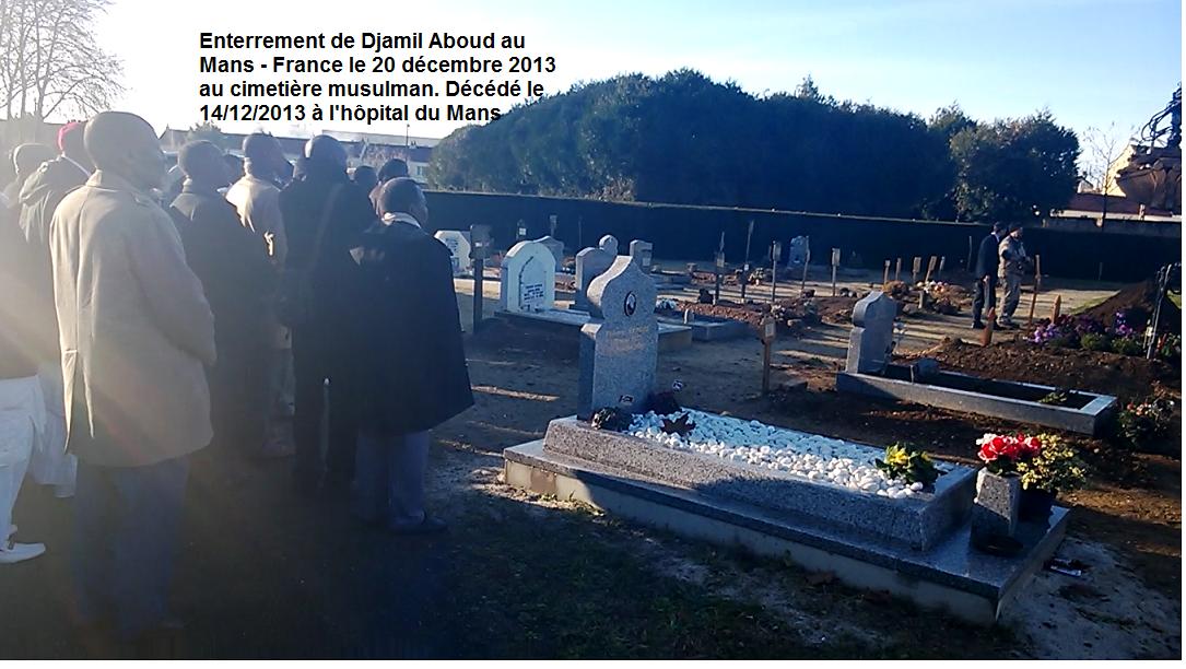 Mme et Mr. Ahmat Yacoub remercient tous les frères et amis