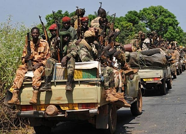 Centrafrique: Le Commandant des forces de MISCA dément des échanges des tirs entre tchadiens et Burundais