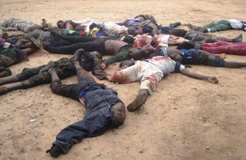 Centrafrique : 47 ressortissants tchadiens tués dans l'attaque d'un convoi par les anti-Balakas mardi