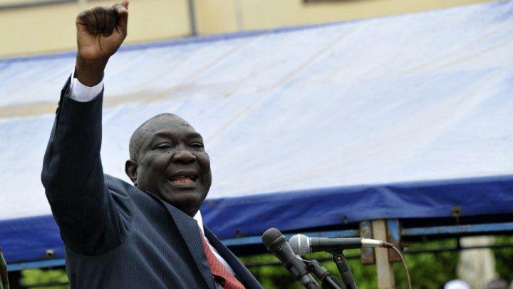 Michel Djotodia, Président de la Transition. Crédit photo : Sources