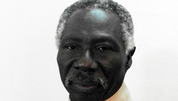 L'ex-ministre Joseph BENDOUNGA. Centrafrique. Crédit photo : Sources