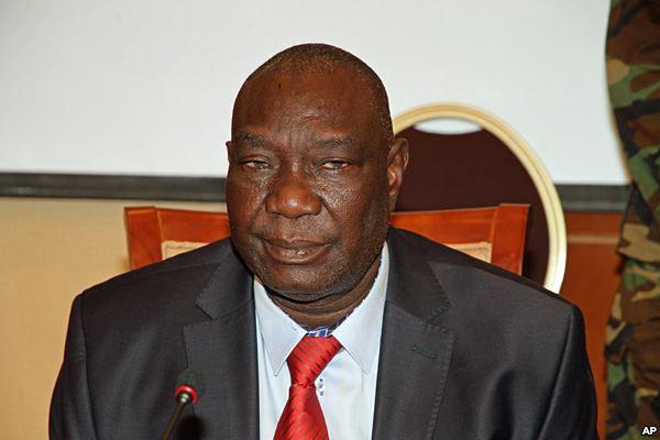 Michel Djotodia, président centrafricain de la Transition. Crédit photo : AP