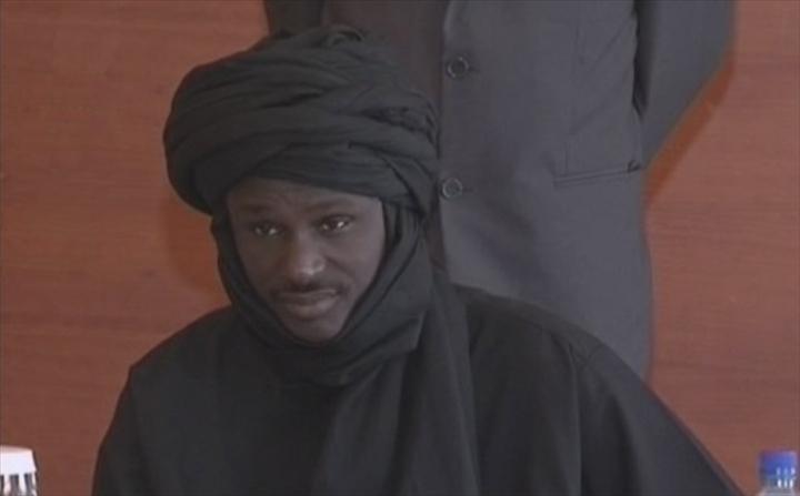 Le général Baba Laddé. Crédit photo : Sources