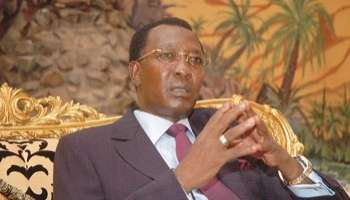Idriss Déby. Crédit photo : © DR