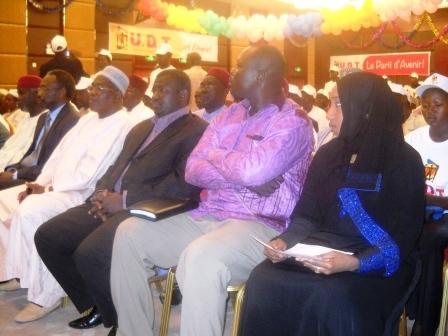 Tchad : Le parti UDT ouvre ce samedi son 21ème congrès ordinaire. © Alwihda Info/M.R