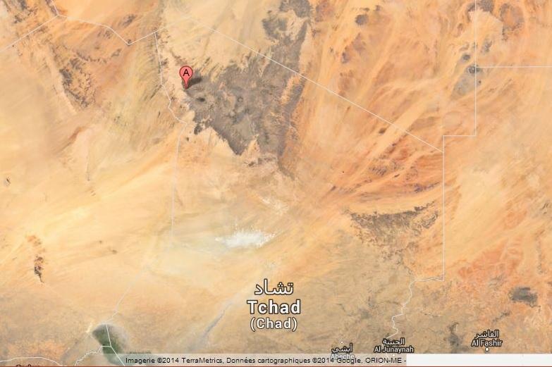 Tchad : 5 morts et 9 blessés dans l'explosion de mines