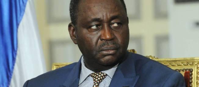 François Bozizé le 8 janvier 2013 à Bangui. © Sia Kambou/AFP
