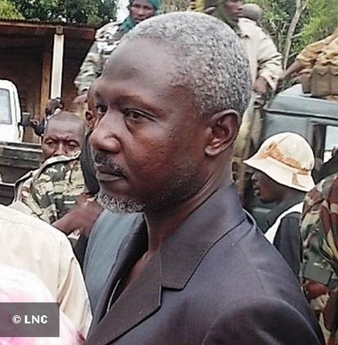 L'ex général Séléka Mohamed Dhaffane. Photo : LNC