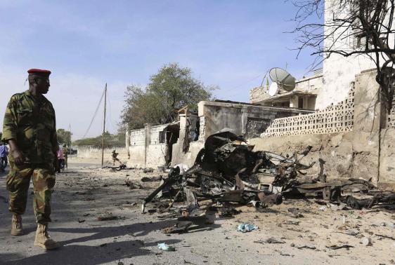 Somalie : L'Ambassadeur Annadif condamne l'attentat contre le Palais Présidentiel