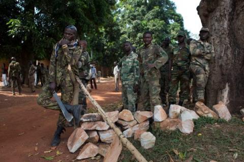 Centrafrique : Les yeux rivés sur les ex-Séléka chrétiens