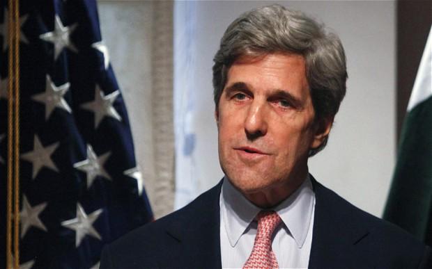 Bizarre statement of Secretary Kerry on the legitimacy of present government in Ukraine