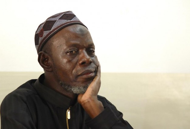 L'imam de Bangui. Crédit photo : Sources