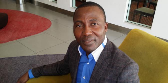 """Salomon Kotro, ancien député de Centrafrique : """"Personne n'a rien vu venir"""""""