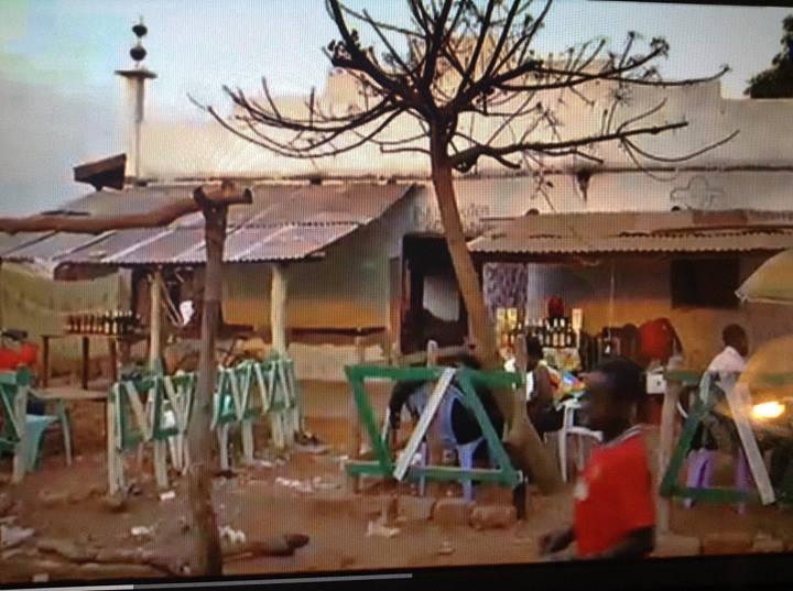 A Bangui, les mosquées transformés en bars d'alcool