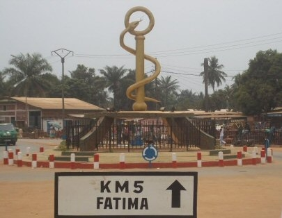 Bangui : Le quartier Km5 encerclé