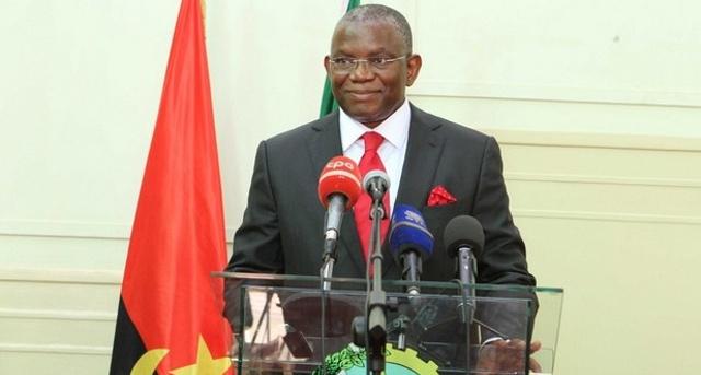 Le chef de la diplomatie angolaise. Photo : Clemente