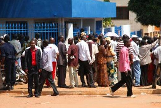 RCA : Le Tchad aurait débloqué de l'argent pour les fonctionnaires