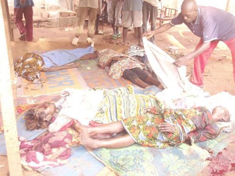 Centrafrique : Lourd bilan après l'attaque de cette nuit à KM5