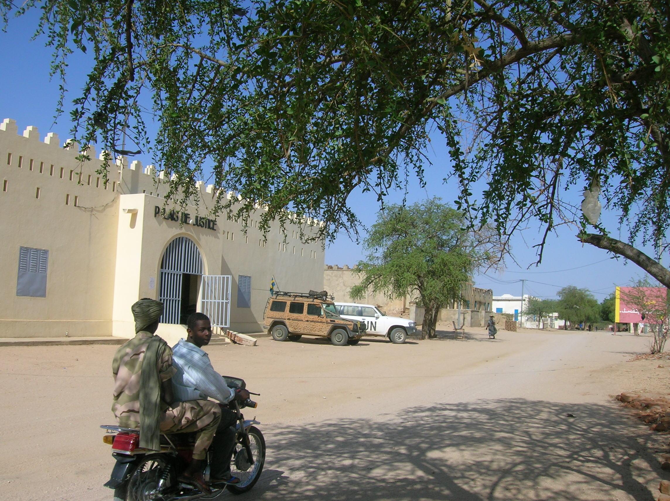 Tchad Face aux menaces de morts les huissiers de justice