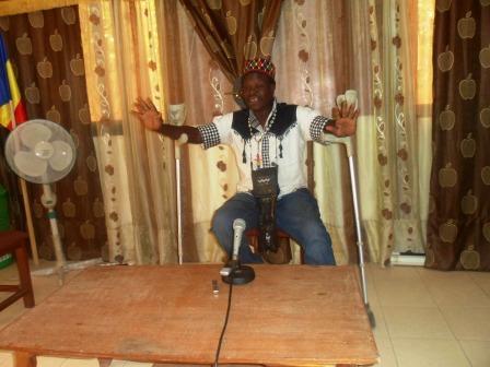 Tchad : L'artiste Hassane Keïro revient sur scène. Alwihda Info