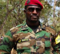 Le Commandant SAYO, Leader de FS-RJ