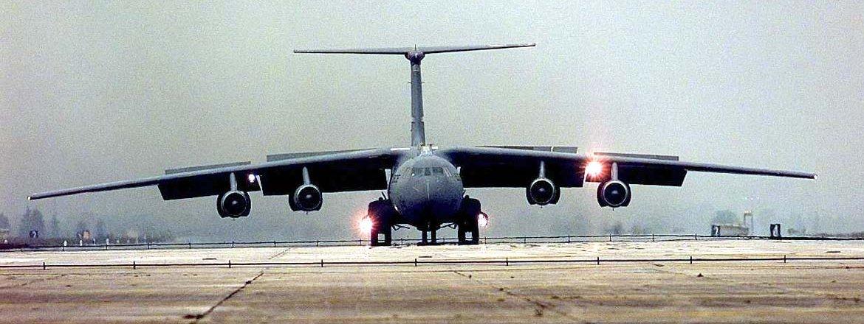 Tchad : Cet avion militaire américain qui a failli maintenir Habré au pouvoir