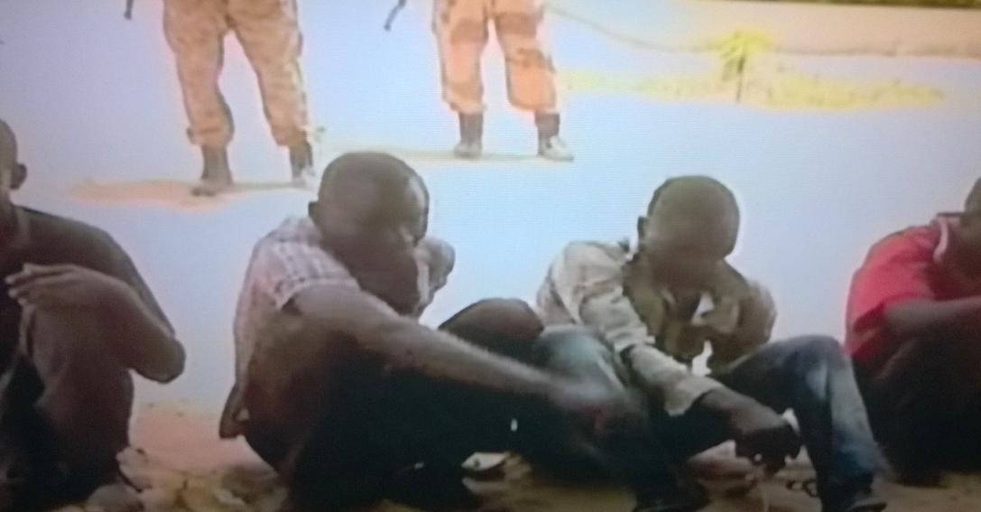 Tchad: cinq coupeurs de route arrêtés