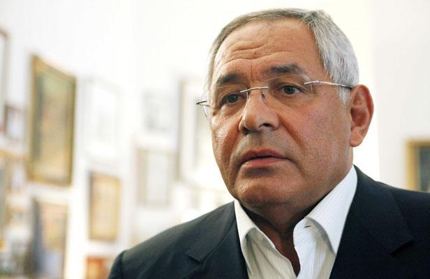 L'avocat Robert Bourgi à Paris, le 09 septembre 2011. BERNARD BISSON/JDD/SIPA
