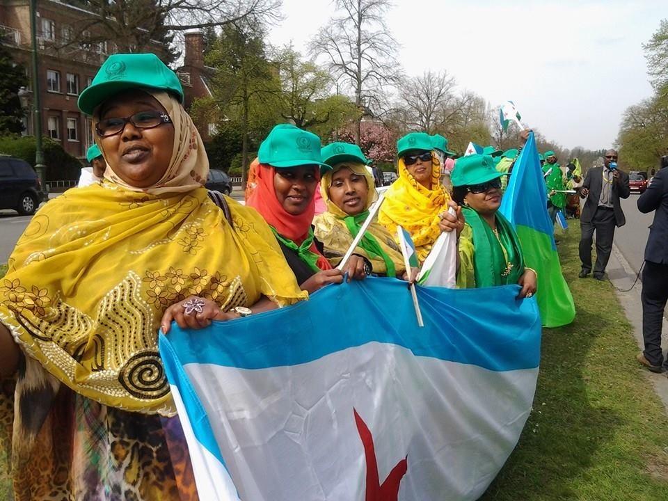 FDDE : L'engouement de la diaspora djiboutienne d'Europe pour le Président Guelleh