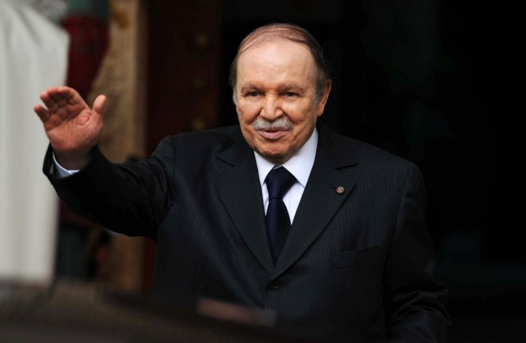 Abdelaziz Bouteflika. FAROUK BATICHE / AFP.