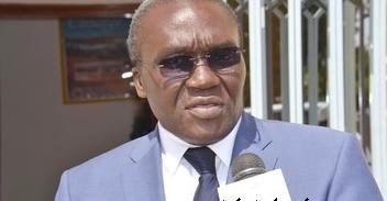 Le ministre tchadien de la Santé publique et de l'Action sociale, Dr Ngariera Rimadjita. Crédit photo : Primature