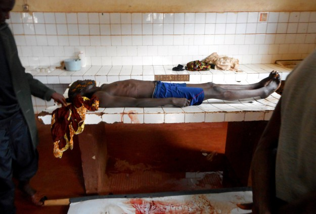 Bangui : Plusieurs civils abattus par l'armée française dans une embuscade