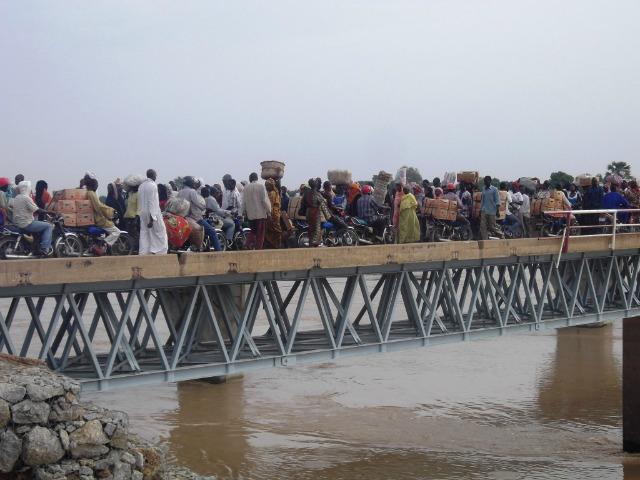 Le Pont N'gueli. Crédit photo : Sources