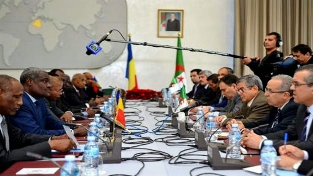 Algérie-Tchad: convergence de vues sur les questions régionales et internationales d'intérêt commun