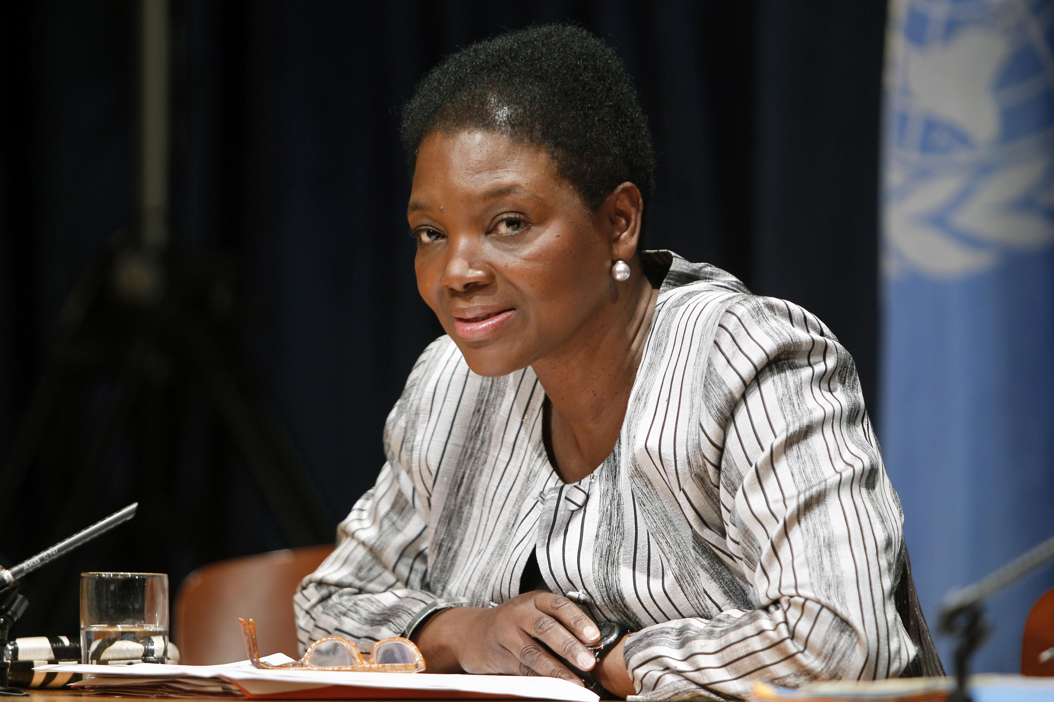 Tchad : La sous Secretaire des Nations Unies s'exprime depuis Kempinski