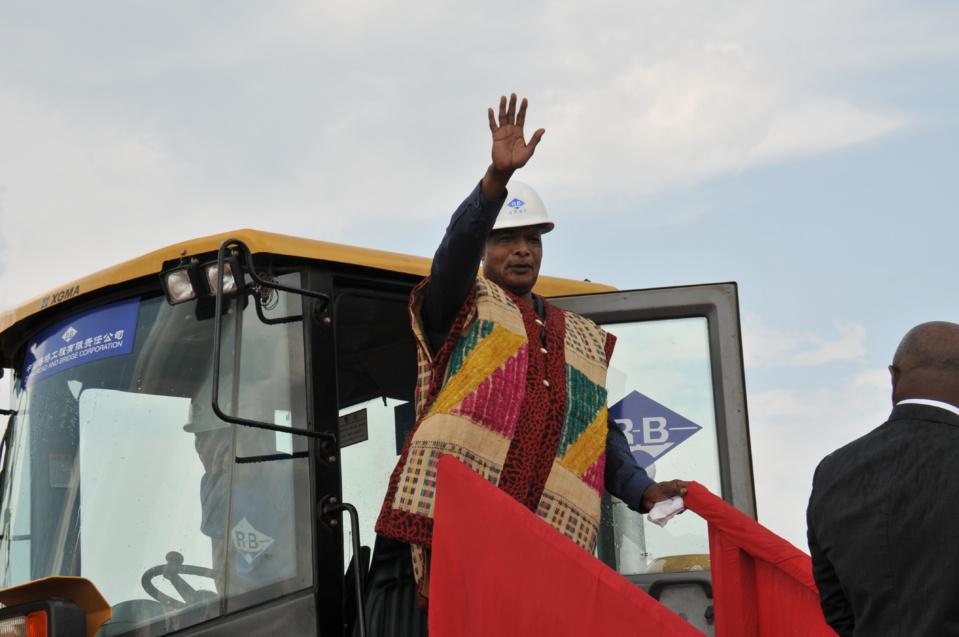 Congo : 200km de voiries urbaines générés par la municipalisation accélérée en dix ans