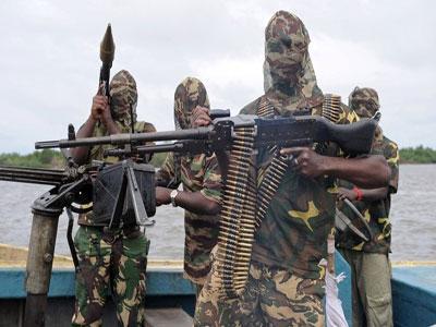 Des combatttants de Boko Haram. Crédit photo : Sources