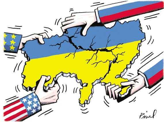 Russia trapped itself through South-East Ukraine‏