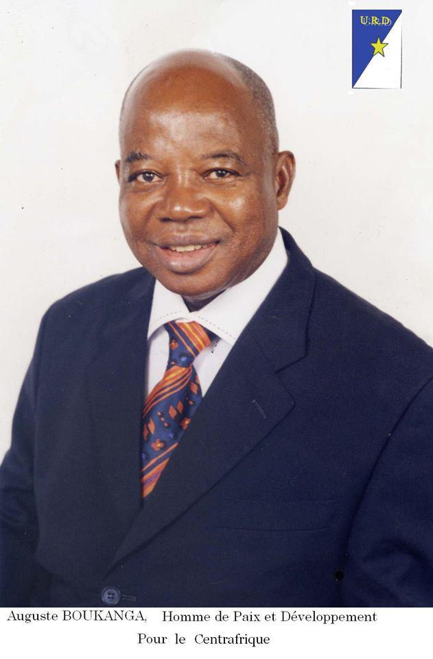 Auguste BOUKANGA