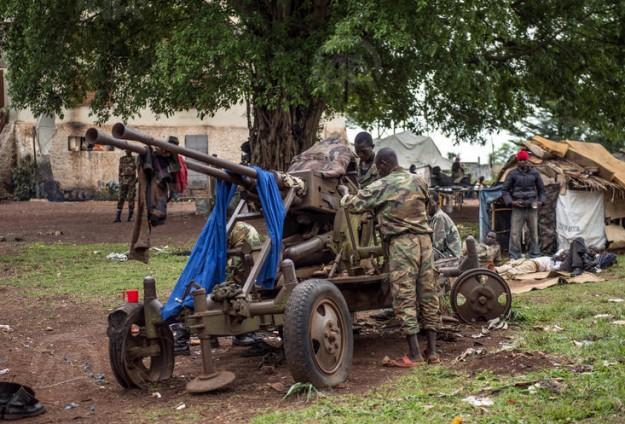 """RCA : La Séléka va """"mater"""" les Anti-balaka s'ils franchissent leurs zones (chef d'Etat Major)"""