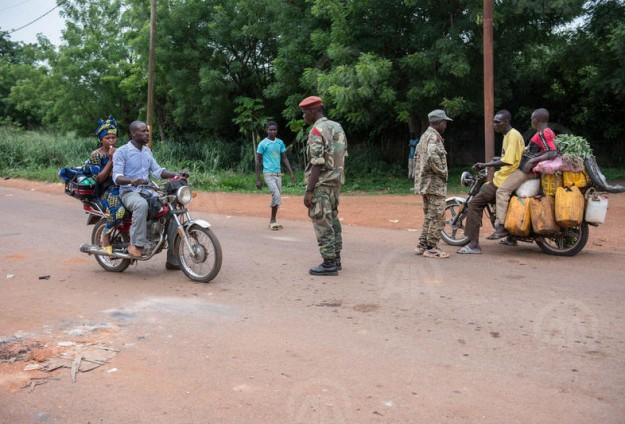 """Centrafrique : Les anti-Balakas veulent créer une """"police militaire"""""""